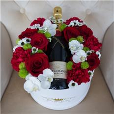MOET BOX red passion